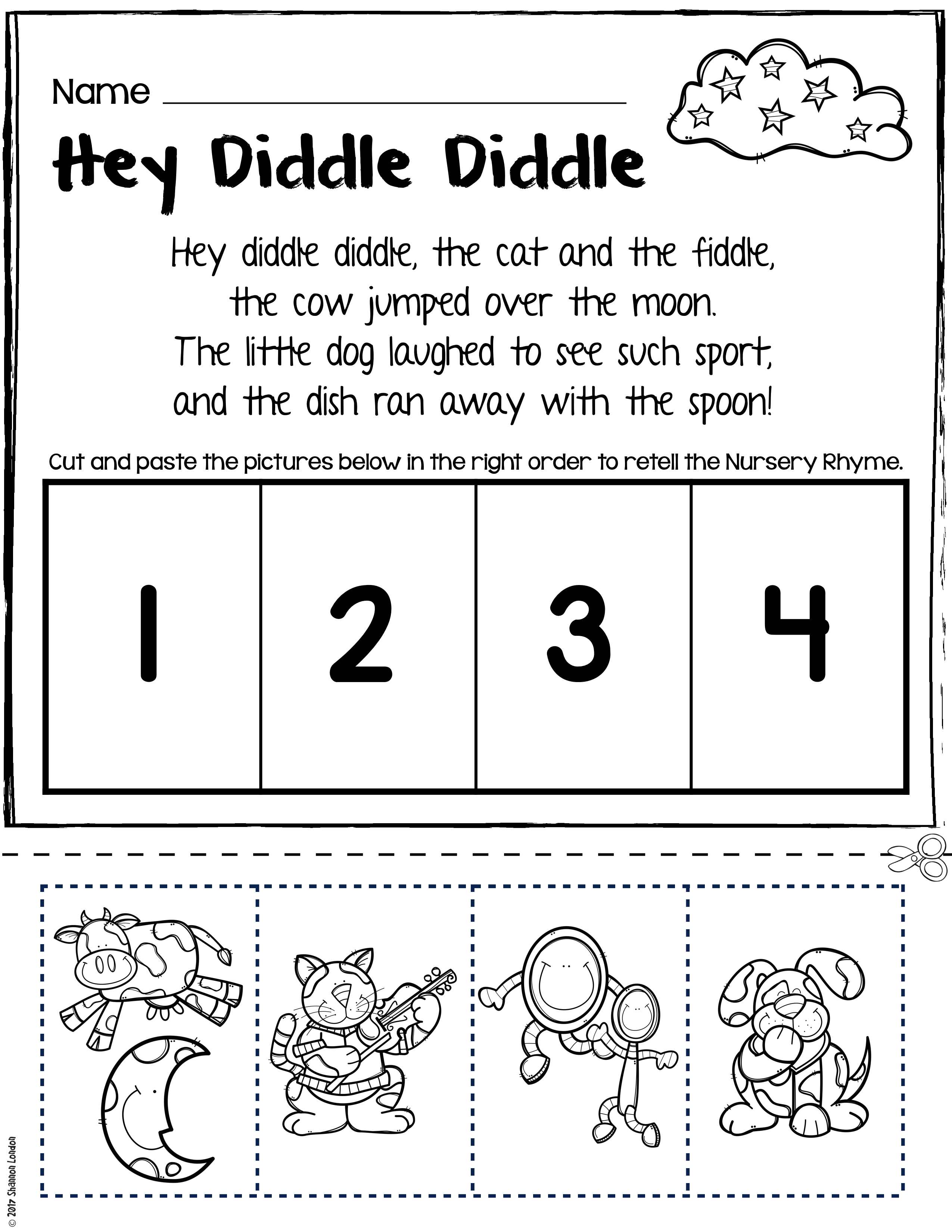 small resolution of Teach Story Retelling with Nursery Rhymes – The Super Teacher