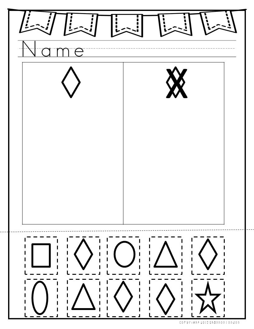 Shapes Bundle- 2D Shapes Worksheets and Activities - The Super Teacher