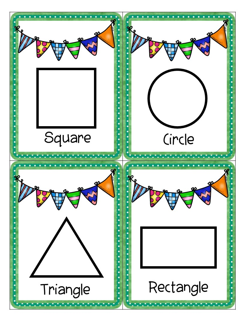 Shapes Bundle- 2D Shapes Worksheets and Activities - The Super Teacher