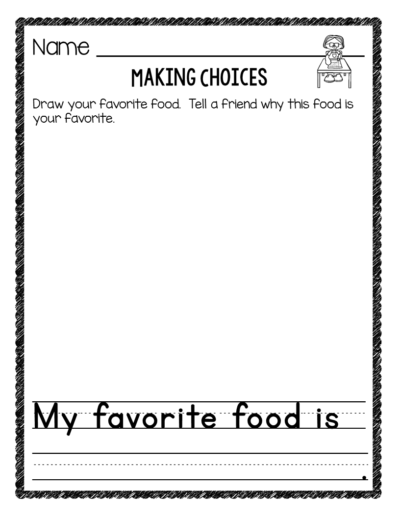 Write About Your Favorite Foods My Favourite Meal Learnenglish Teens
