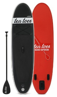 Ten Toes Inflatable paddle boards