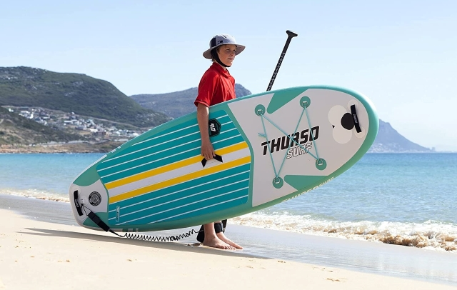 Prodigy Junior Kids Inflatable SUP