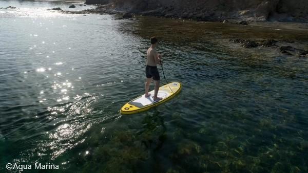 Aqua Marina - VIBRANT 8' Kids SUP