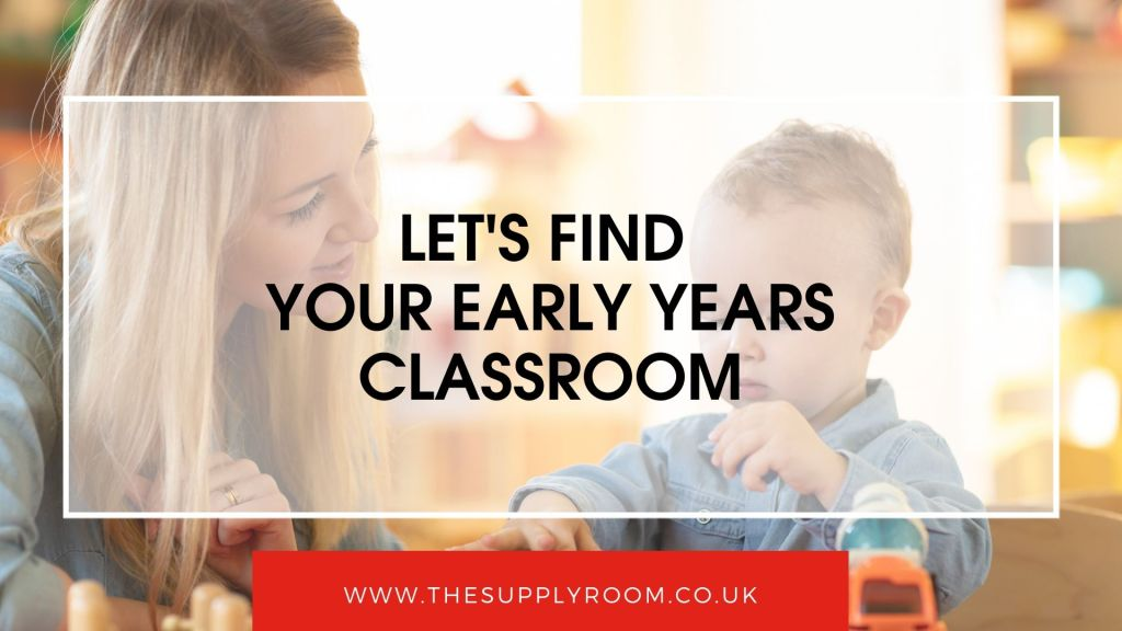 Early Years Jobs in London with Education Recruitment company, The Supply Room