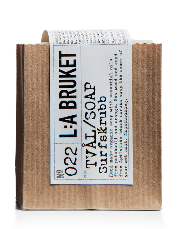 l-a-bruket-no-022-soap-surf-scrub-seife-surfpeeling-120g greenglam.de 11,50€