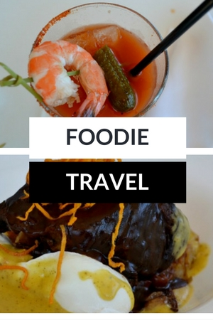 foodie travel