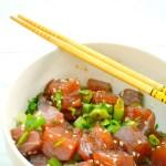 How to Make Hawaiian Tuna Poke