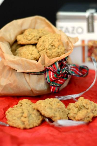 Easy Mini Oatmeal Cookies