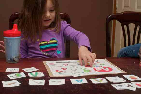 A is for apple and airplane! Check out this post for Letter A activities and Letter A crafts for your homeschool preschool.