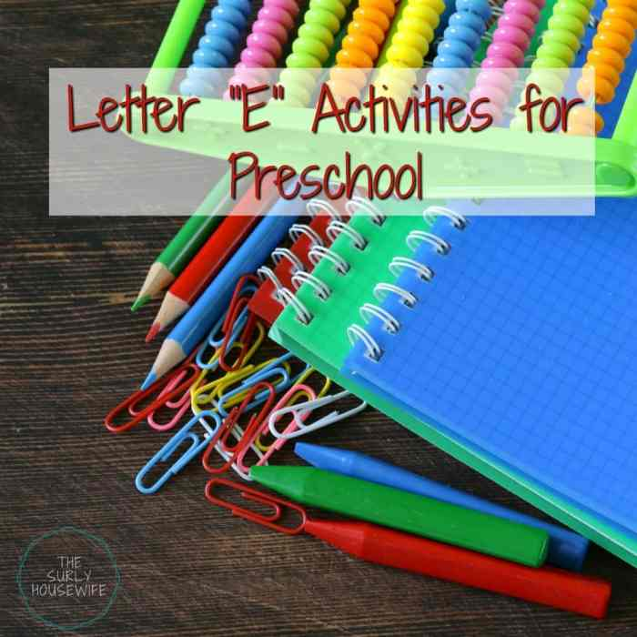 Letter E Activities For Preschool are a fun and hands-on way for toddlers, preschoolers, and kindergartens to learn and practice the alphabet. Organizing all those free printables is must if you are going to keep your homeschool running smoothly. Check out this post for tips and tricks on how to reuse those printables and reduce clutter!