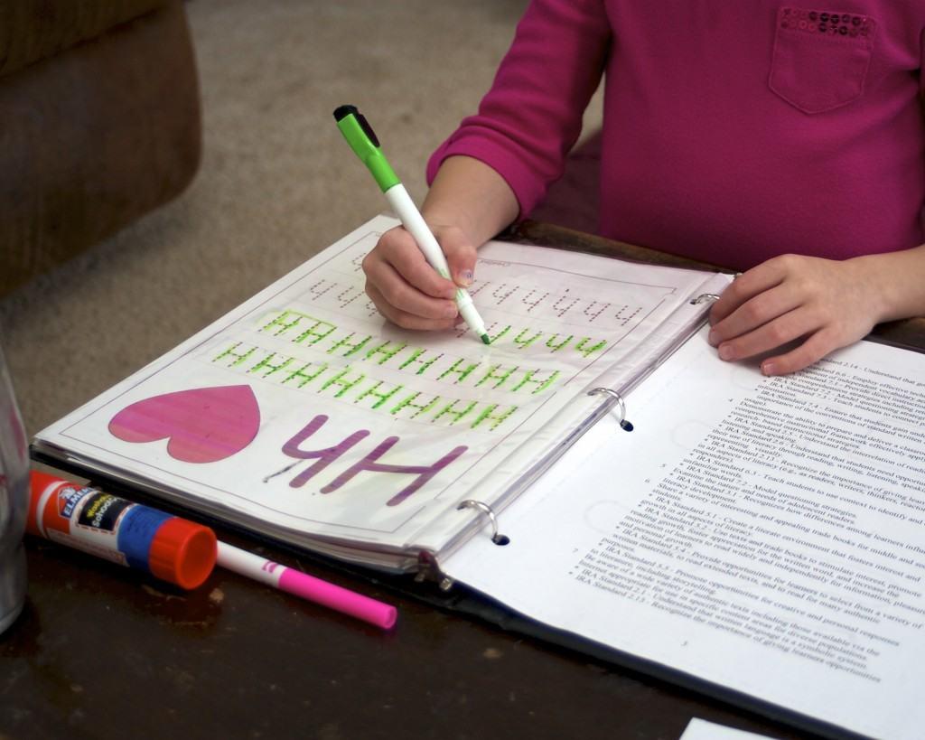 Five Letter H Activities For Your Homeschool Preschool