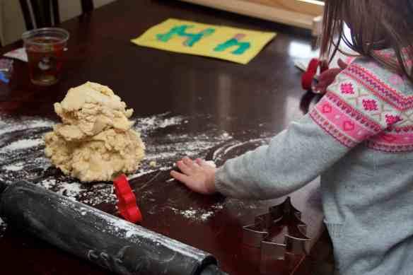 Hand cookies