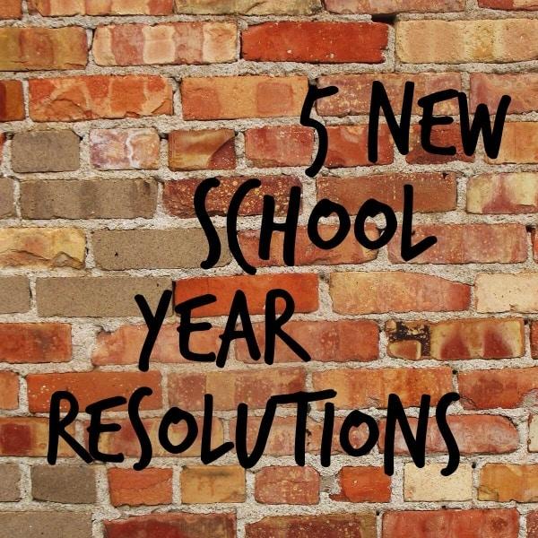 School Resolutions
