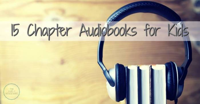 chapter audiobooks