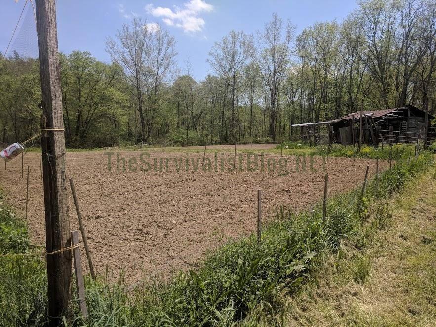 1 acre homestead land