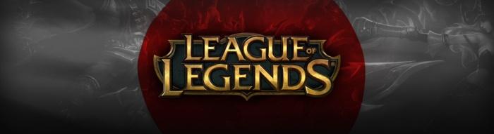 league of legends japan