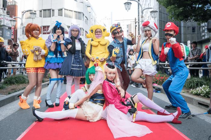 Afbeelding via Fast Japan.
