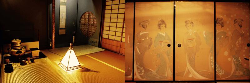 Geisha kamer