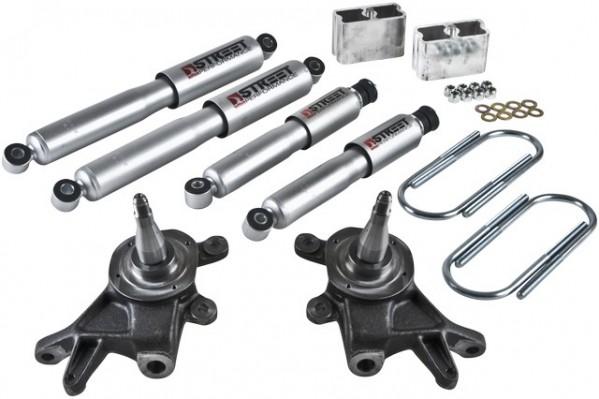 Belltech Lowering Kit for 83-97 Nissan Pickup & Hardbody 2