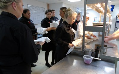 Chichester College November Dining Event