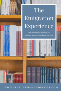The Emigration Experience: A Recommended Reading List