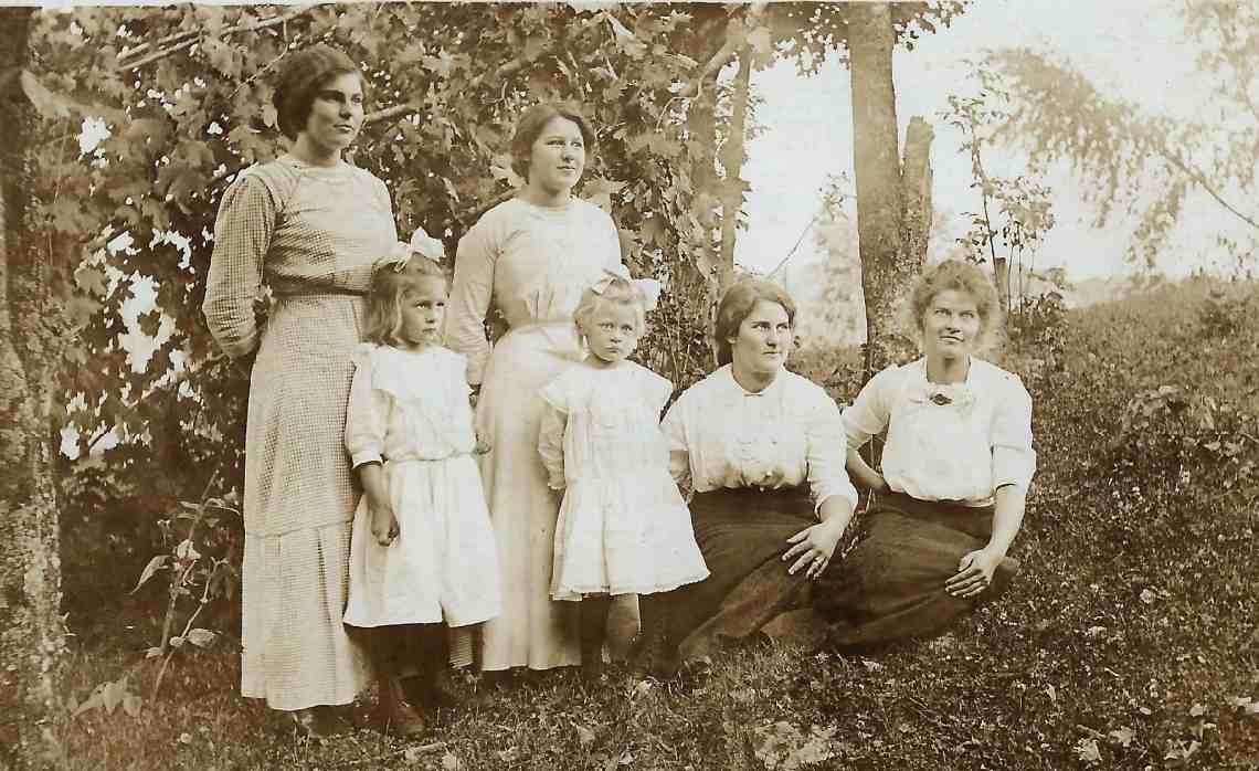 "Shared Stories: ""Second Mothers"" in my Scandinavian Family"