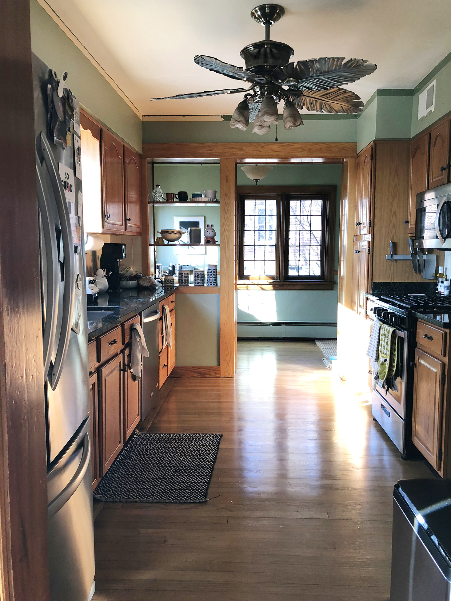 kitchen facelift before and after lights for ceiling our two weekend 600 the sweet beast
