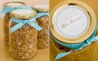 DIY Favors - Homemade Granola - The Sweetest Occasion