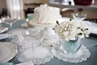 Inspired Tablescape - Part III - The Sweetest Occasion