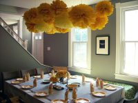 Gray and Yellow Baby Shower by Chelle Paperie - The ...