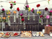 A Pretty Backyard Surprise Wedding - The Sweetest Occasion ...