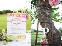 A Backyard Baby Shower - The Sweetest Occasion