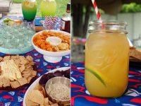 Rose Gold Blog: Hawaiian /Summer/ Pool Party Ideas ...