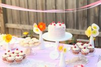 Bridal Shower Inspiration - The Sweetest Occasion