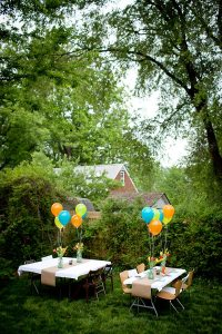 Outdoor Baby Shower Decorations | Best Baby Decoration