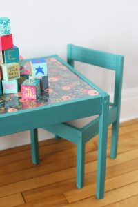 Diy Kids Table And Chairs