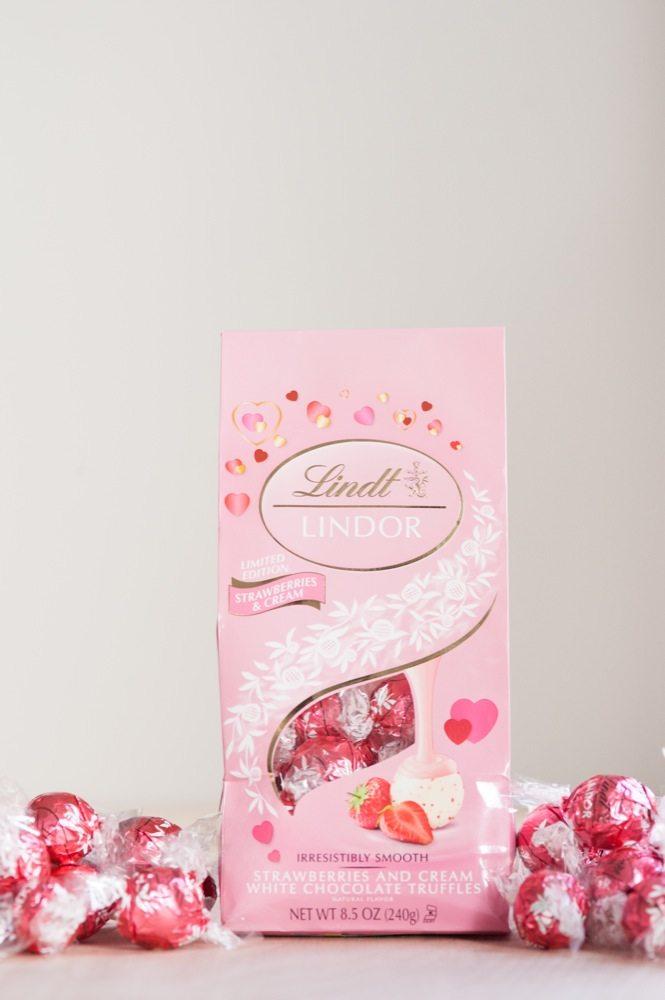 Strawberries And Cream White Hot Chocolate Printables