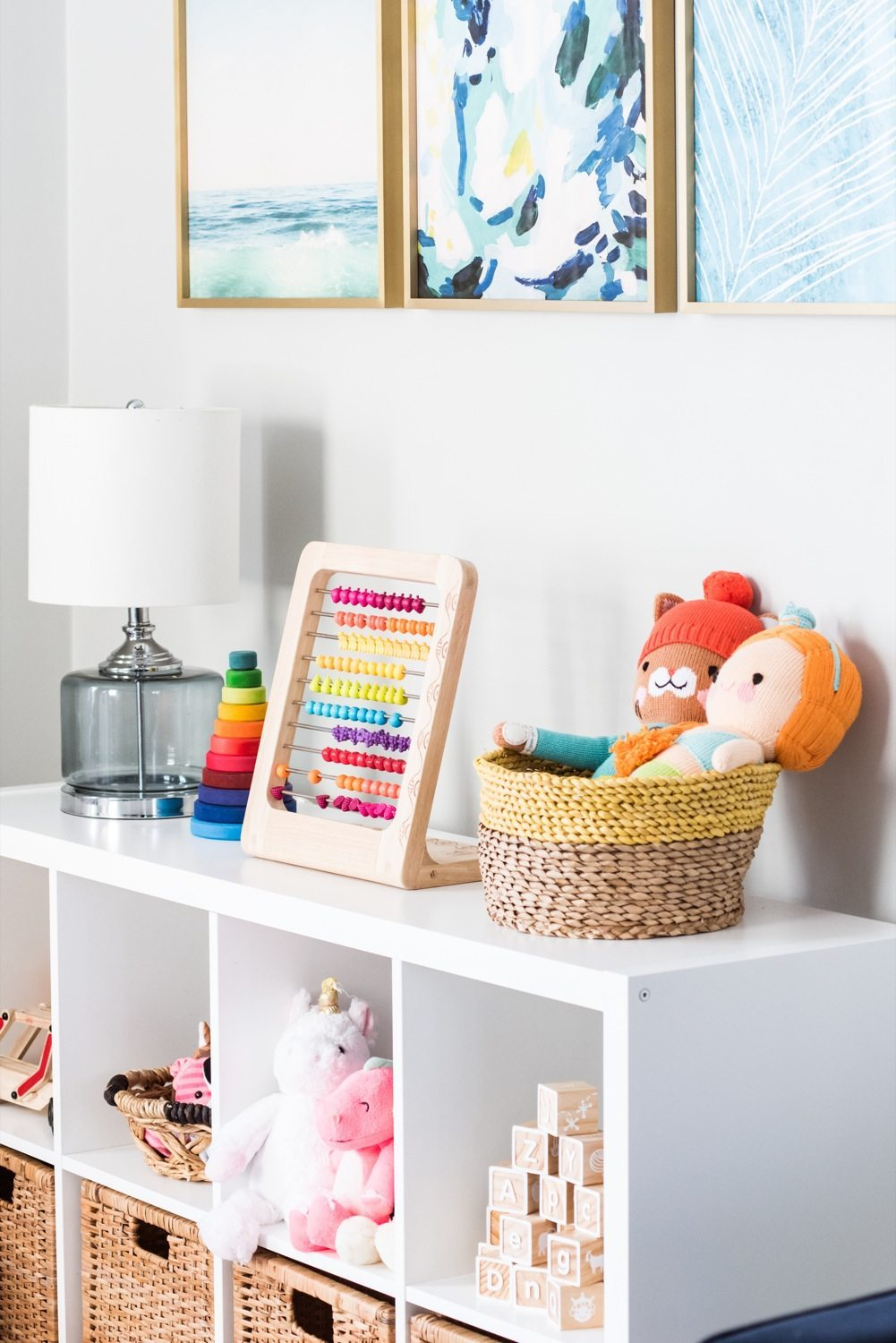 Emersons Modern Playroom Tour  The Sweetest Occasion