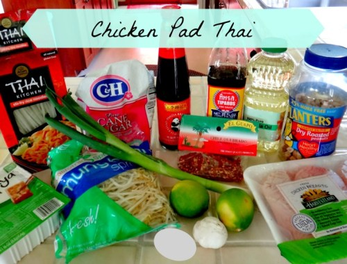 Chicken Pad Thai Recipe for Dummies | The Mochilera Diaries