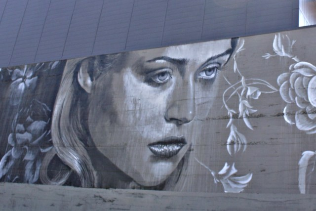 Street art in Portland, Oregon