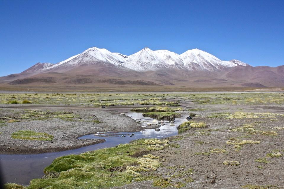 Volcanoes in Bolivia