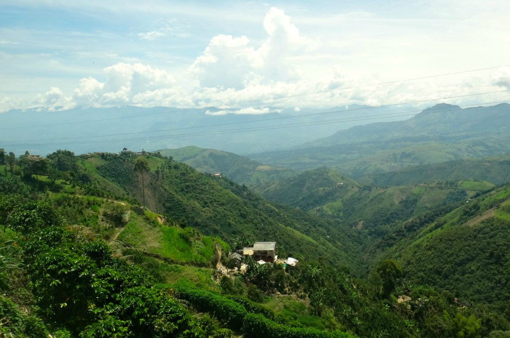 Colombian Andes
