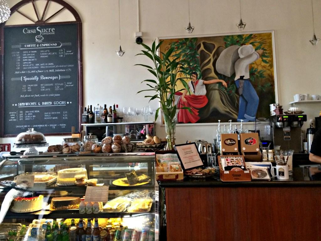 Casa Sucre Coffeehouse