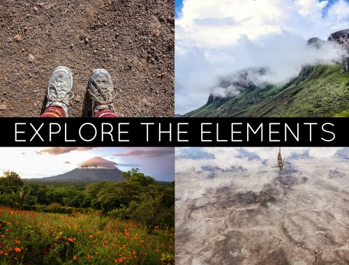 Explore the Elements contest by Thomas Cook