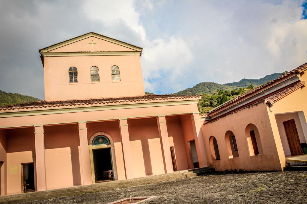 Benedictine Monastery, Guatape, Antioquia, Colombia