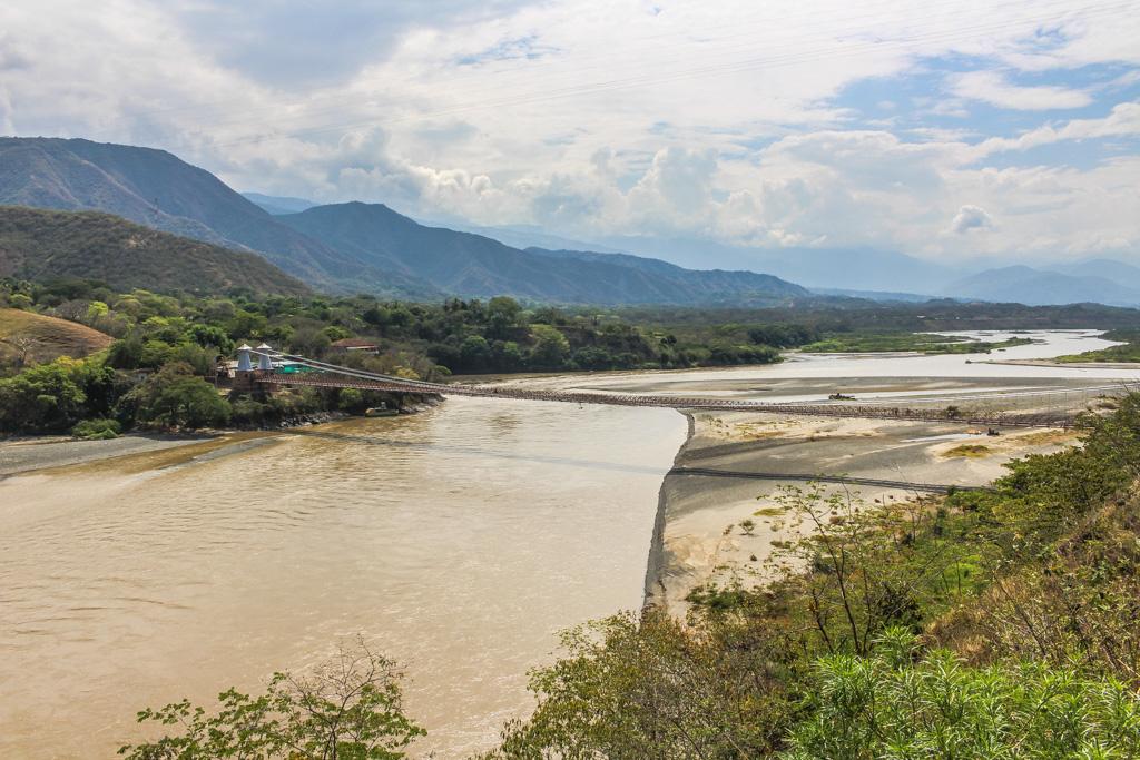 Rio Cauca, Colombia