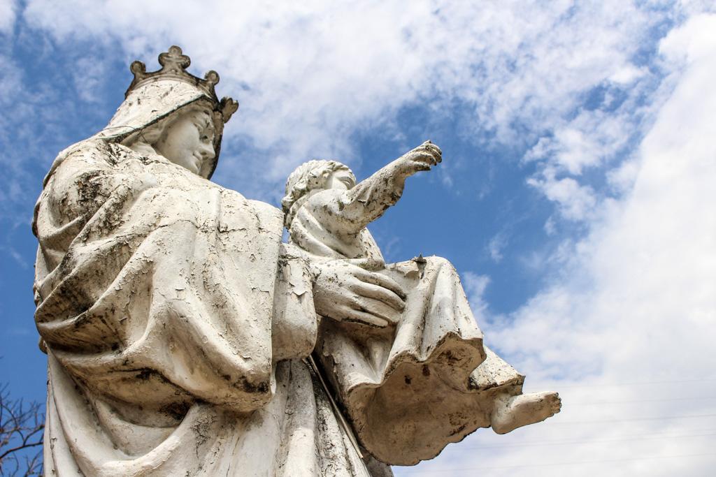 Virgen del Puente de Occidente