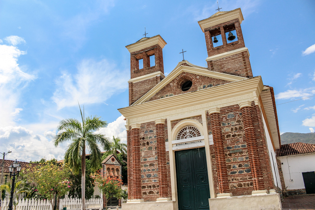 Iglesia de Nuestra Señora de Chiquinquirá