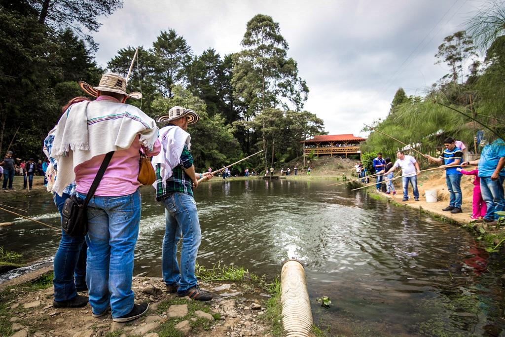 Truchera Guarne, Colombia