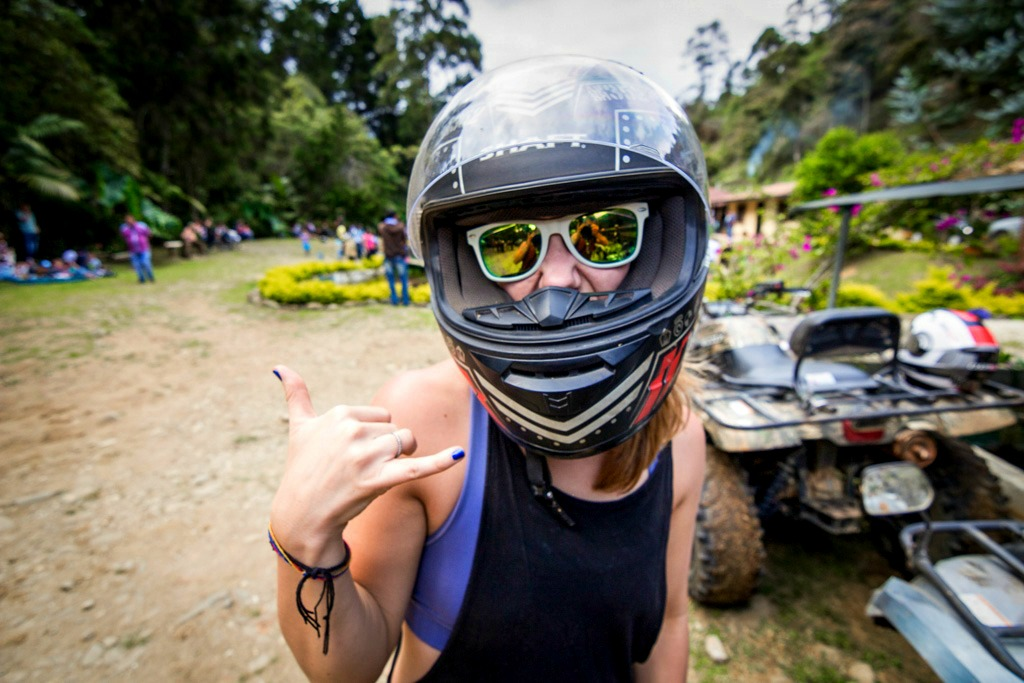 ATV Riding in Guarne, Colombia with Medellin Adventure Trails
